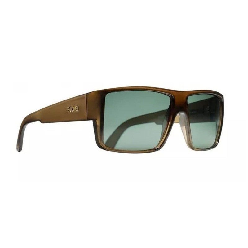 07b128bd6444e Óculos Evoke - The Code Brown Crystal Gold G15 Green Total