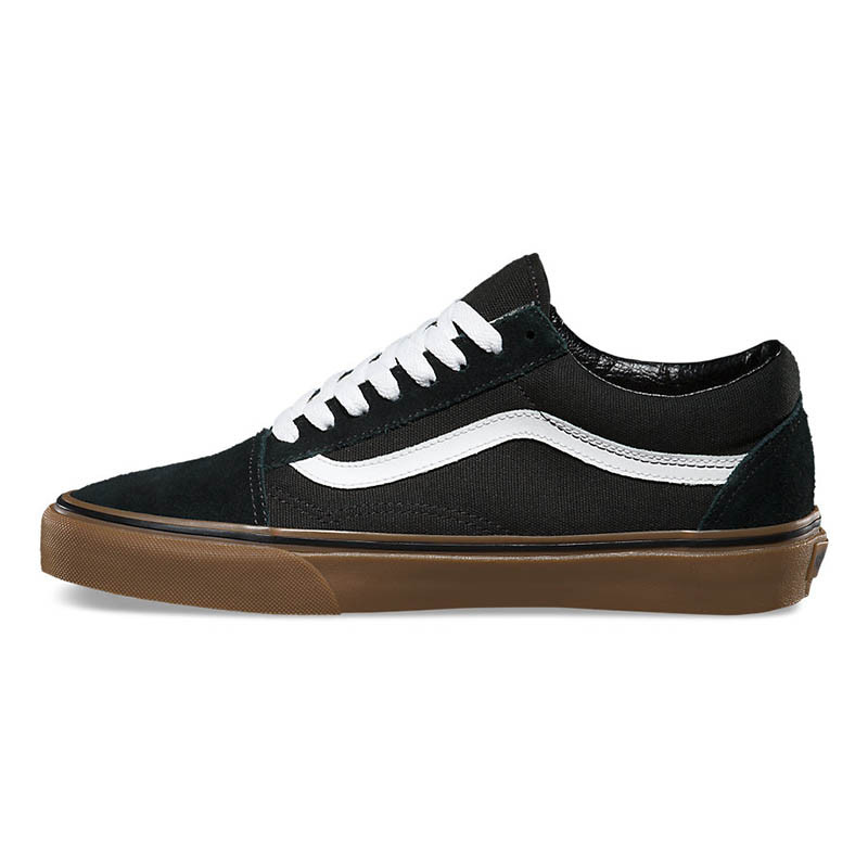 894a2083c3a ... Tênis Vans - Old Skool Black Gum Sole. prev. next