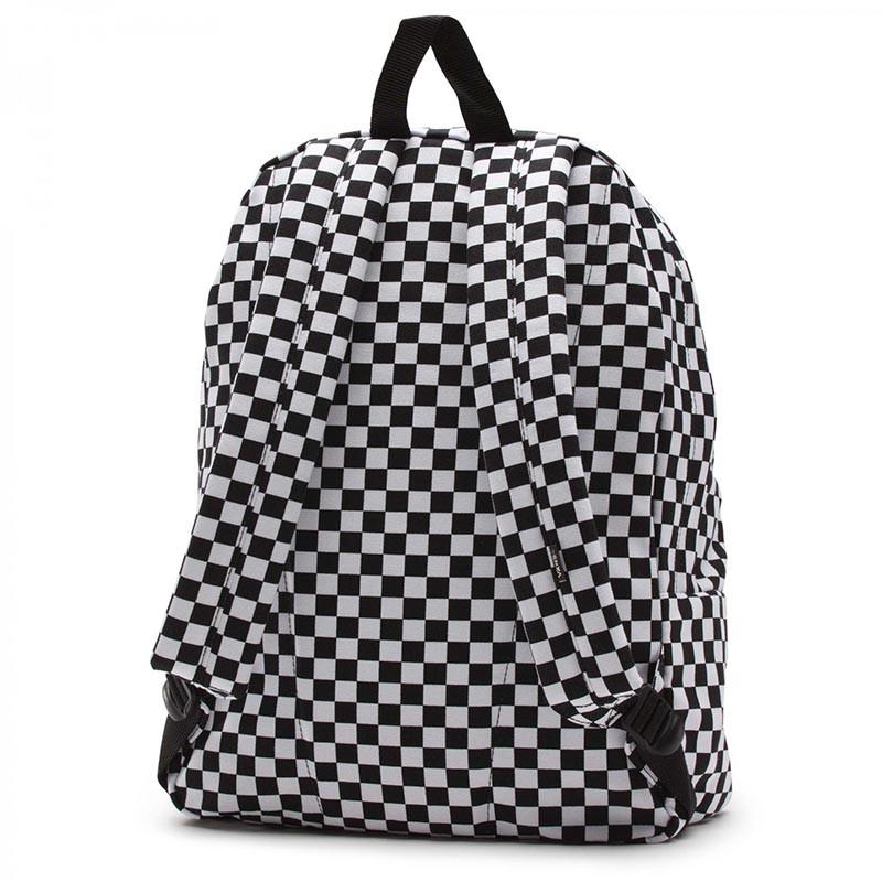 Mochila Vans - Old Skool II Backpack Black White Check cc3d0331be8