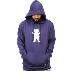 Moletom Grizzly - OG Bear CrewNeck Purple