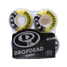 Roda Dropdead - Destroyer 52mm Amarela