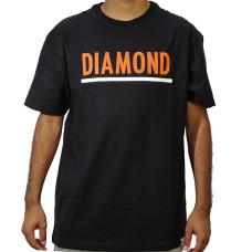 Camiseta Diamond - Team Tee Black