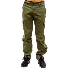 Calca Drama - Cargo Verde Militar
