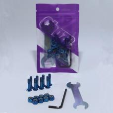 Parafuso Chaze - 2,5mm Street Azul
