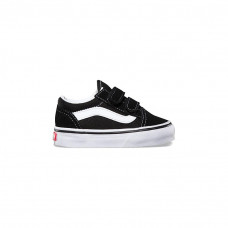 Tênis Vans Baby - Old Skool V Toddler Preto