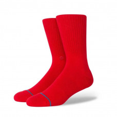 Meia Stance - Icon Red