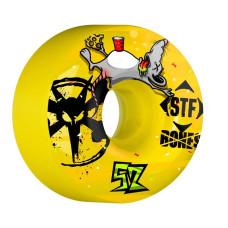 Roda Bones - Party Pack Yellow 52mm 103A