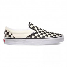 Tênis Vans - Classic Slip-On (Checkerboard) Black/White