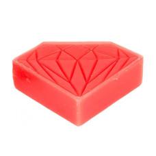 Vela Diamond - Hella Wax Vermelha
